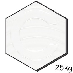 CB 6 BLANC ZIRCON (OPAQUE) - SAC DE 25KG