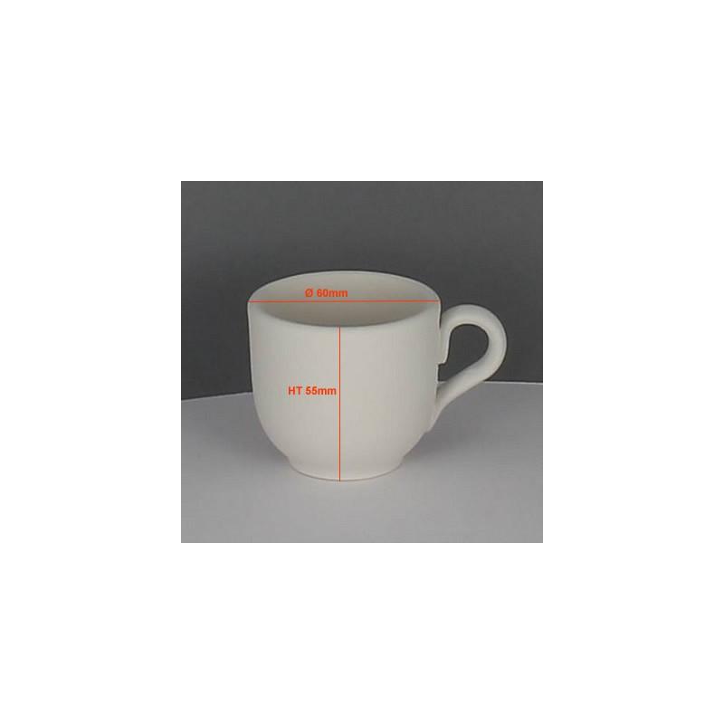 BISCUIT TASS CAFE EXPRESSO (Ø6CM) H5.5CM