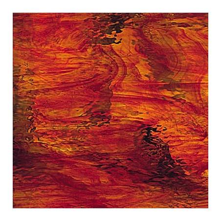 WATERGLASS 451-20W RUBIS-AMBRE**