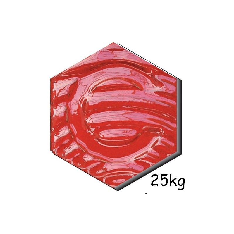 E 143 ROUGE FRAISE 25kg