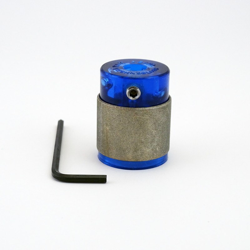 Meule Diam.25mm BLEU grain extra fin