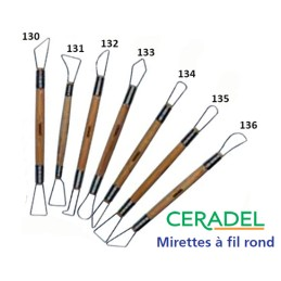 MODELLIERSCHLINGE DRAHT RUND - SERIE - P130 A 136