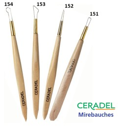MIREBAUCHE - Série - P151 A 154