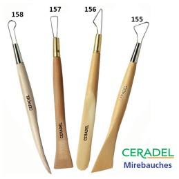 MIREBAUCHE - Série - P155 A 158